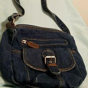 Handbags - Cute small denim purse